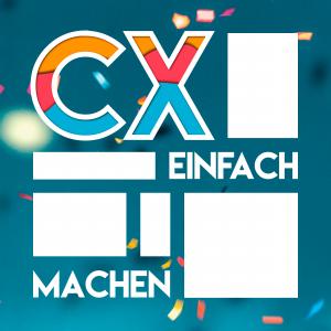 Podcast Logo CX Einfach Machen